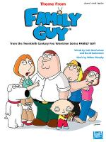 Theme from Family Guy Sheet Music