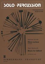 Blues for Gilbert; Reve curieux Fantasie Sheet Music