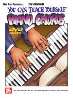 You Can Teach Yourself Piano Chords Book/DVD Set Sheet Music