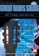 Great Blues Solos QWIKGUIDE Book/CD Set Sheet Music