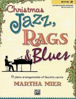Christmas Jazz, Rags & Blues - Book 1 Sheet Music