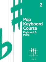 Tritone Pop Keyboard Course - Book 2 Sheet Music