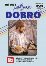 Anyone Can Play Dobro DVD Sheet Music