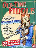 Old-Time Fiddle for the Complete Ignoramus Book/CD Set Sheet Music