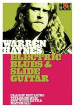 Warren Haynes - Electric Blues and Slide Guitar Sheet Music