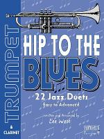 Hip To The Blues / Trumpet Duets Sheet Music