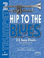 Hip To The Blues, Book 2 - Trumpet or Clarinet Sheet Music