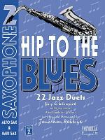 Hip To The Blues, Book 2 - Alto or Baritone Saxophone Sheet Music