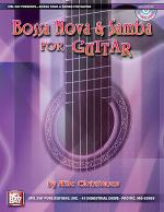 Bossa Nova and Samba for Guitar Book/CD Set Sheet Music