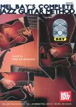 Complete Jazz Guitar Method Book/CD/DVD Set Sheet Music