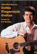 Introduction to Celtic Fingerstyle Guitar DVD Sheet Music