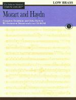 Mozart and Haydn - Volume VI (Low Brass) Sheet Music