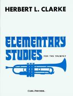 Elementary Studies for the Trumpet Sheet Music