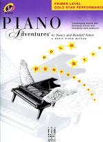 Piano Adventures Primer Level - Gold Star Performance Sheet Music