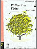 Willow Tree Waltz Sheet Music