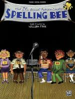 The 25th Annual Putnam County Spelling Bee Sheet Music