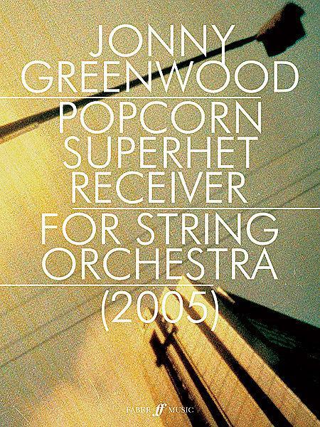 Popcorn Superhet Receiver Sheet Music