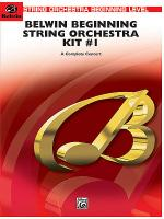 Belwin Beginning String Orchestra Kit #1 Sheet Music
