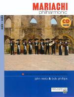 Mariachi Philharmonic - Violin (Book & CD) Sheet Music