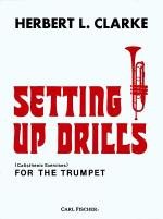 Setting Up Drills Sheet Music