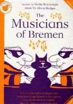 Alison Hedger/ The Musicians Of Bremen (Teacher's Book) Sheet Music