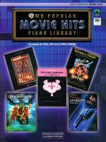WB Popular Movie Hits, Primer Level (Book & CD) Sheet Music