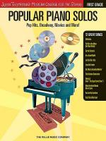 Popular Piano Solos - First Grade Sheet Music