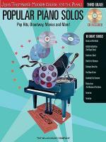 Popular Piano Solos - Grade 3 Sheet Music