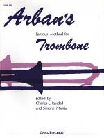 Arban's Famous Method for Trombone Sheet Music