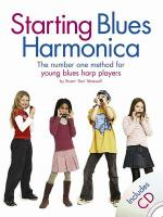 Starting Blues Harmonica Sheet Music