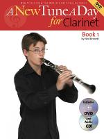 A New Tune a Day - Clarinet, Book 1 Sheet Music