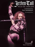 Jethro Tull - Flute Solos Sheet Music