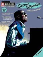 Jazz Play Along Series Volume 52 Sheet Music