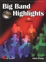 Big Band Highlights for Clarinet Sheet Music