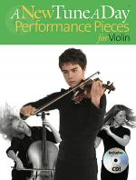A New Tune a Day -¦Performance Pieces for Violin Sheet Music