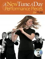 A New Tune a Day - Performance Pieces for Flute Sheet Music