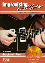 RGT - Improvising Lead Guitar - Beginner Plus Book/CD Set Sheet Music