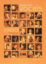 RGT - Popular Music Vocals - Grades 1-8 Sheet Music