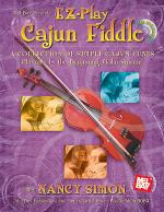 EZ-Play Cajun Fiddle Book/CD Set Sheet Music