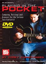 Playing in the Pocket DVD Sheet Music
