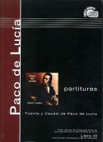 Paco de LucIa Scores, Book 3 Sheet Music