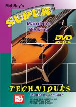 Super Mandolin Picking Techniques DVD Sheet Music