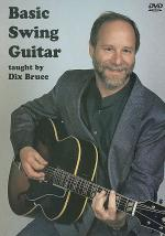 Basic Swing Guitar DVD Sheet Music