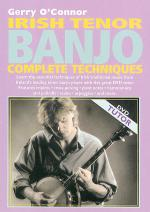 Irish Tenor Banjo Complete Techniques DVD Sheet Music