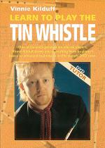 Learn to Play the Tin Whistle DVD Sheet Music