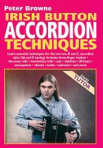 Irish Button Accordion Techniques DVD Sheet Music