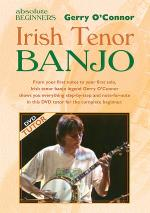 Absolute Beginners Irish Tenor Banjo DVD Sheet Music