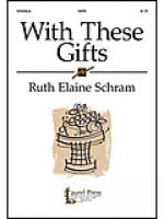 With These Gifts Sheet Music