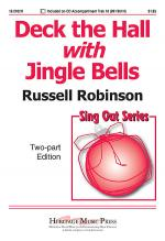 Deck the Hall with Jingle Bells Sheet Music