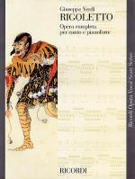 Rigoletto Sheet Music